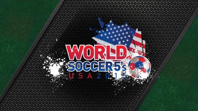 World Soccer 5's