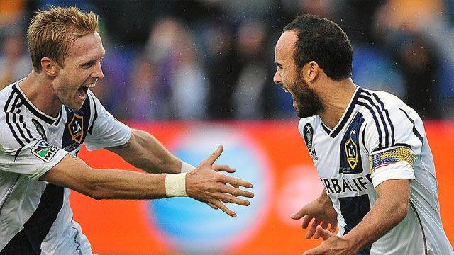 LA Galaxy vs. Houston Dynamo (MLS Cup)