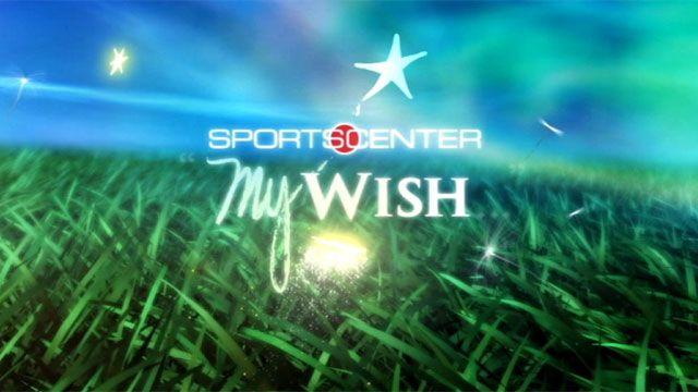 SportsCenter My Wish Special