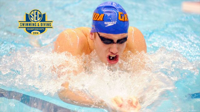 SEC Men's Swimming & Diving Championships