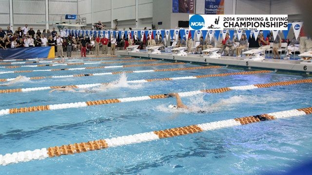 NCAA Men's Swimming & Diving Championships presented by Northwestern Mutual (Day 3)