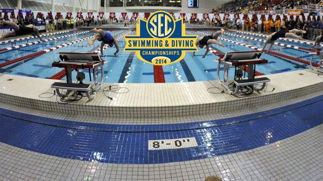 SEC Swimming & Diving Championships