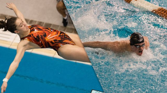 Texas Diving Invitational - 11/22/2014