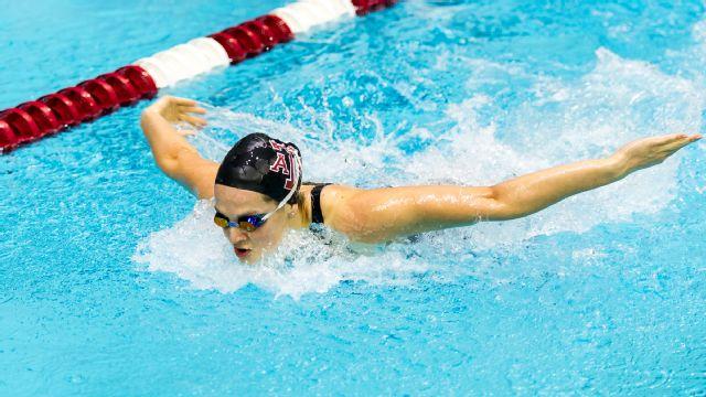LSU vs. Texas A&M (NCAA Swimming & Diving)
