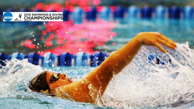 NCAA Women's Swimming & Diving Championships Presented By Northwestern Mutual (Championship)