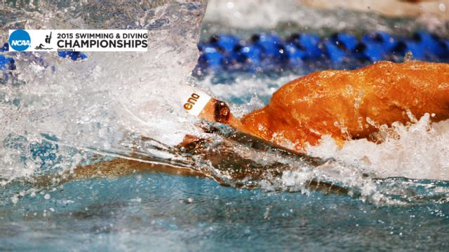 NCAA Men's Swimming & Diving Championships Presented By Northwestern Mutual (Championship)