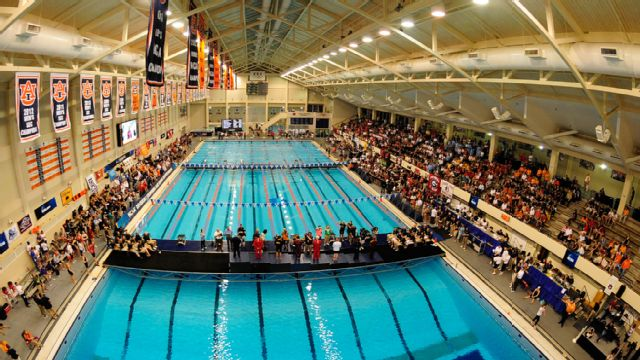 SEC Men's Swimming & Diving Championship