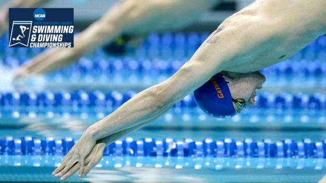 2016 NCAA Men's Swimming & Diving Championships Presented by Northwestern Mutual (Day 3)