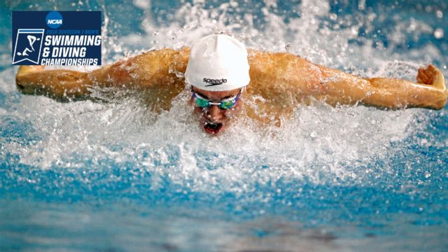 2016 NCAA Men's Swimming & Diving Championships Presented by Northwestern Mutual (Day 4)