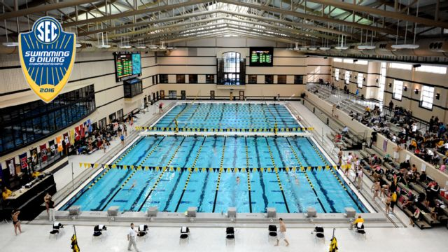 2016 SEC Swimming & Diving Championship