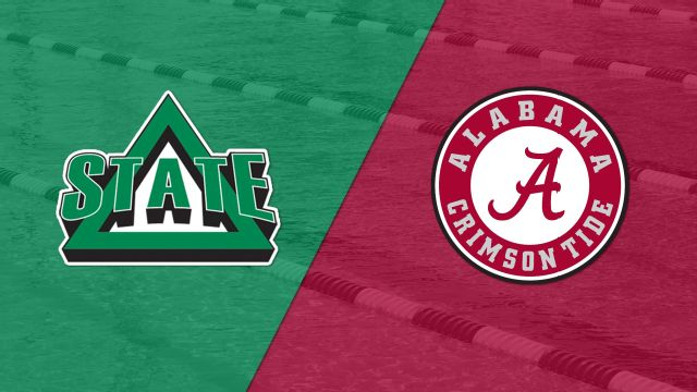 Delta State vs. Alabama (Swimming & Diving)
