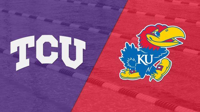 TCU vs. Kansas (Swimming)