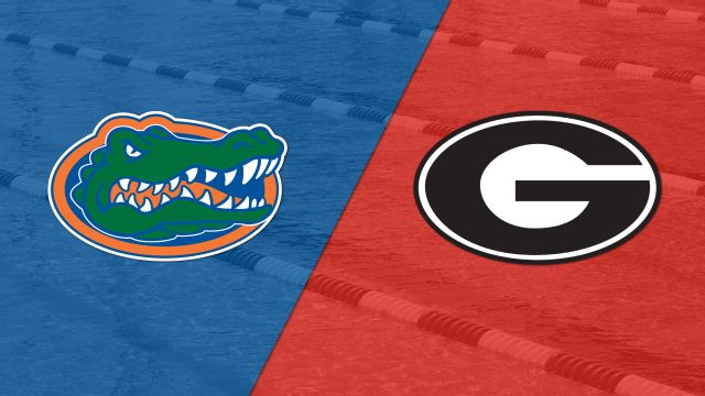 Florida vs. Georgia (Swimming)