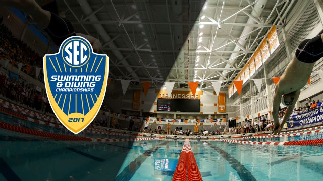 SEC Women's Swimming & Diving Championship