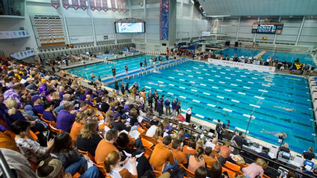 Arizona vs. Texas (Swimming) (re-air)
