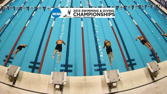 NCAA Women's Swimming & Diving Championships presented by Northwestern Mutual (Day 2)