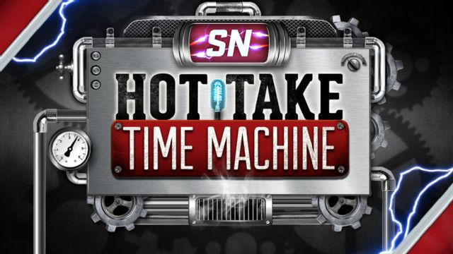 SportsNation Presents: Hot Take Time Machine