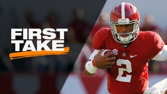 First Take: College Football