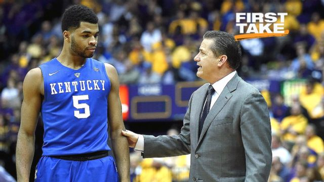 First Take: College Basketball