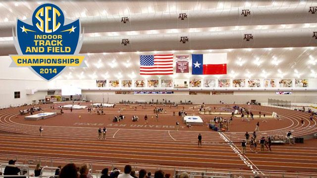 SEC Men's & Women's Indoor Track And Field Championships