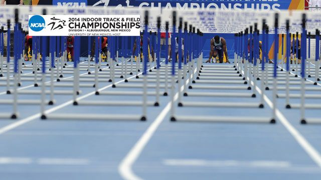 NCAA Men's & Women's Indoor Track & Field Championships presented by Northwestern Mutual (Day One)