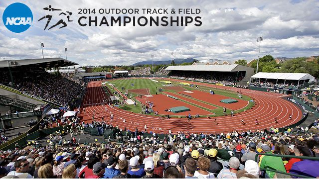 NCAA Men's & Women's Outdoor Track & Field Championships presented by Northwestern Mutual (Day One)