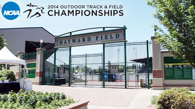 NCAA Men's & Women's Outdoor Track & Field Championships presented by Northwestern Mutual (Day Two)