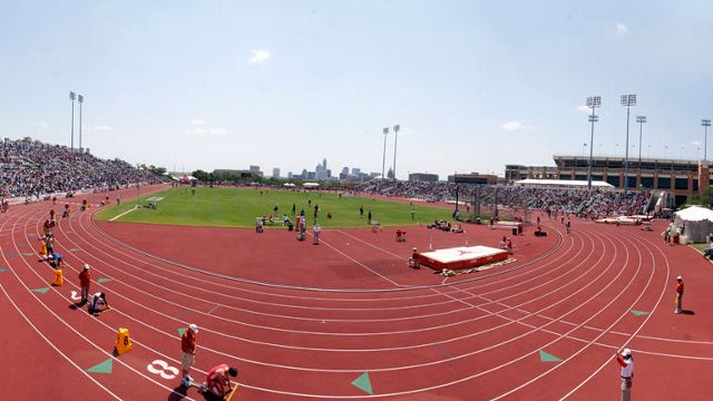 87th Clyde Littlefield Texas Relays  - 3/28/2014