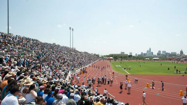 87th Clyde Littlefield Texas Relays  - 3/29/2014