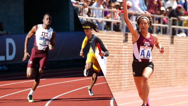 Texas Team Invitational - Texas A&M Indoor Track Meet (NCAA Track & Field)