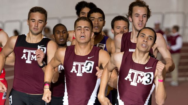 Quadrangular - Texas A&M Indoor Track Meet (NCAA Track & Field)