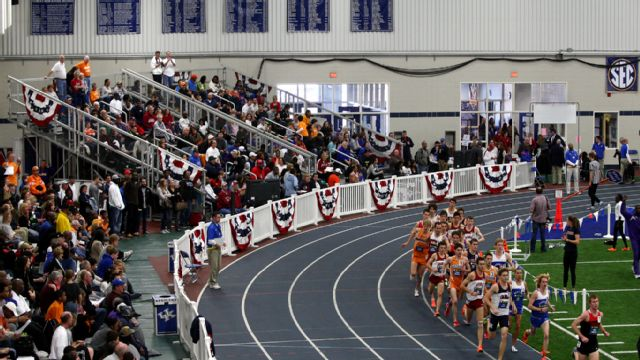 SEC Indoor Track and Field Championships (Day 1)