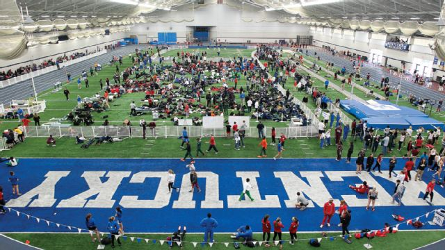 SEC Indoor Track and Field Championships (Day 2)