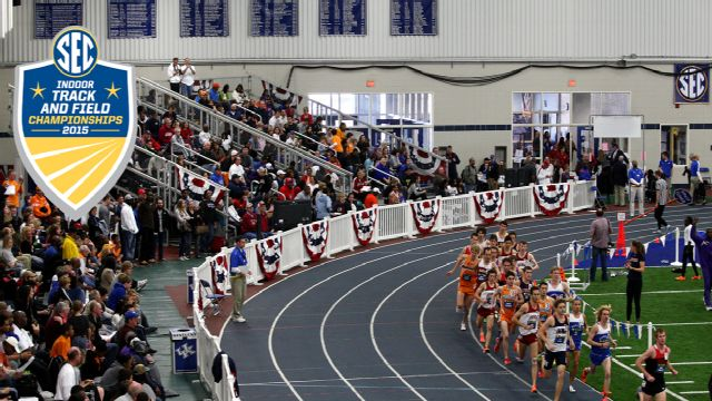 SEC Men's & Women's Track and Field Championships  - 2/27/2015