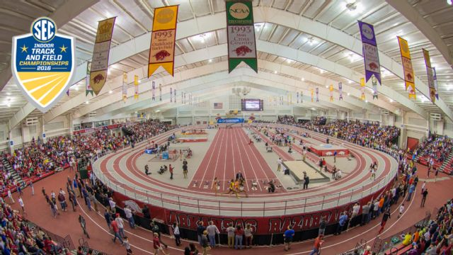 2016 SEC Indoor Track & Field Championship