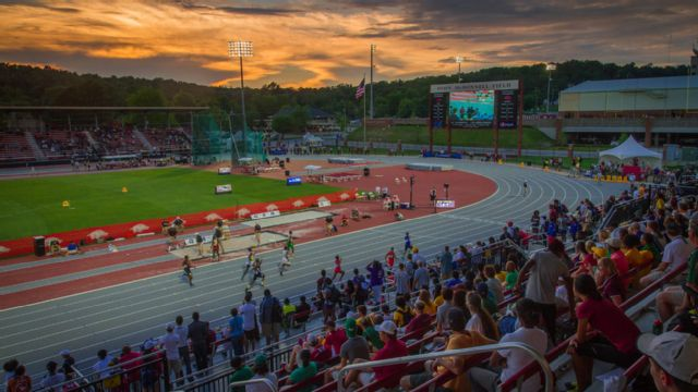 Arkansas Twilight (Track and Field)