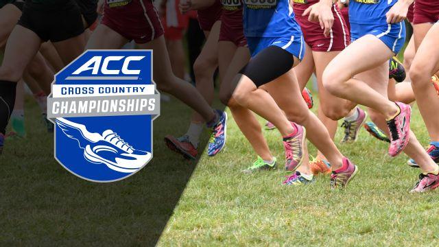 2016 ACC Women's Cross Country Championship (Championship)