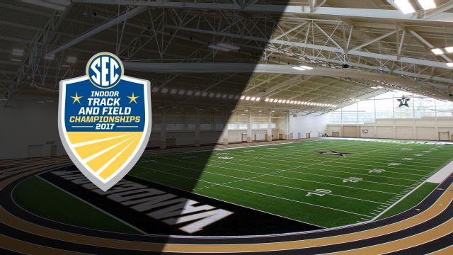 2017 SEC Indoor Track & Field Championship