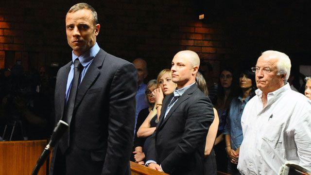 The Oscar Pistorius Trial