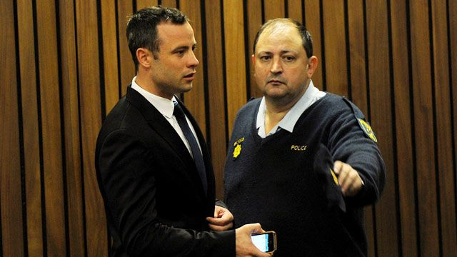 The Oscar Pistorius Trial (Day 5)