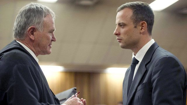 The Oscar Pistorius Trial (Day 6)
