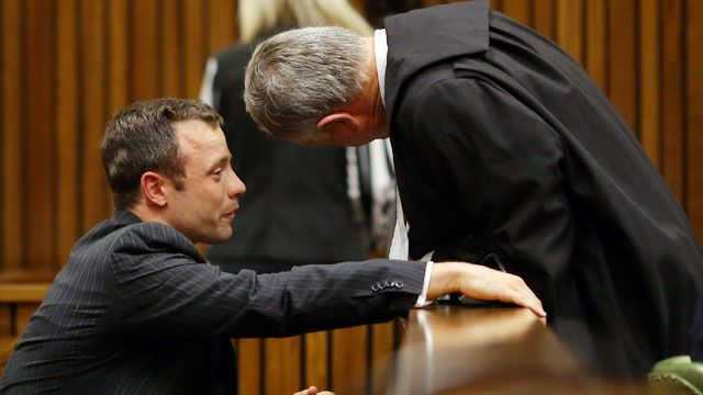 The Oscar Pistorius Trial (Day 7 - Recap)