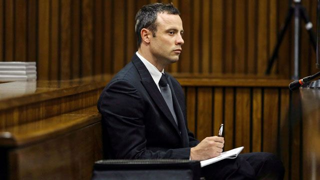 The Oscar Pistorius Trial (Day 8)
