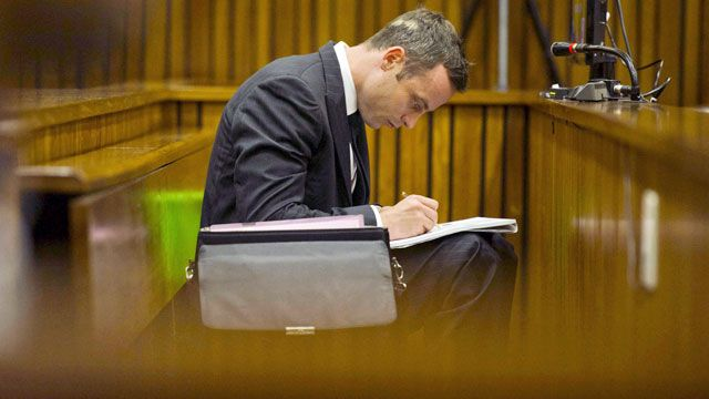 The Oscar Pistorius Trial (Day 12)