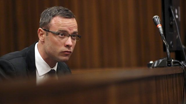 The Oscar Pistorius Trial (Day 17)