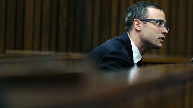 The Oscar Pistorius Trial (Day 25)