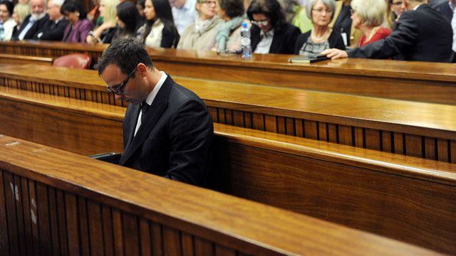 The Oscar Pistorius Trial