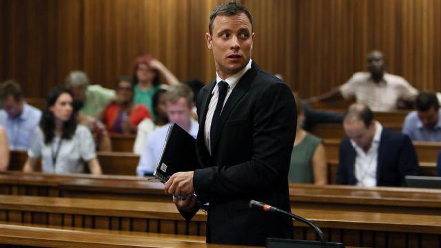 Oscar Pistorius Sentencing