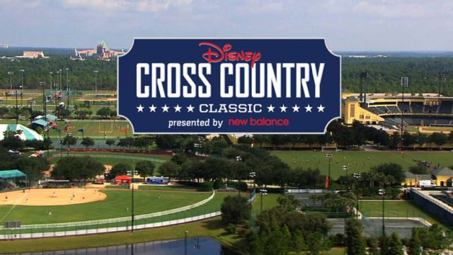2014 Disney Cross Country Classic