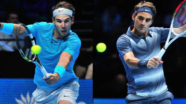 Roger Federer vs Rafael Nadal
